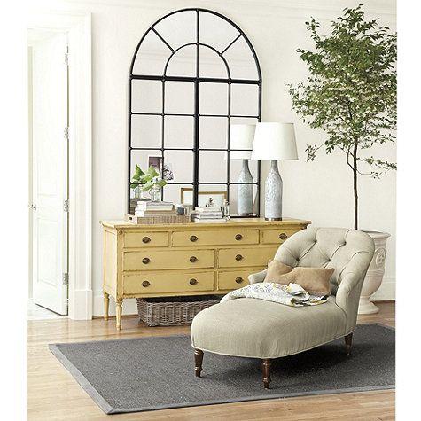 Gray Sisal with Gray Border Rug by Ballard Designs  I  ballarddesigns.com
