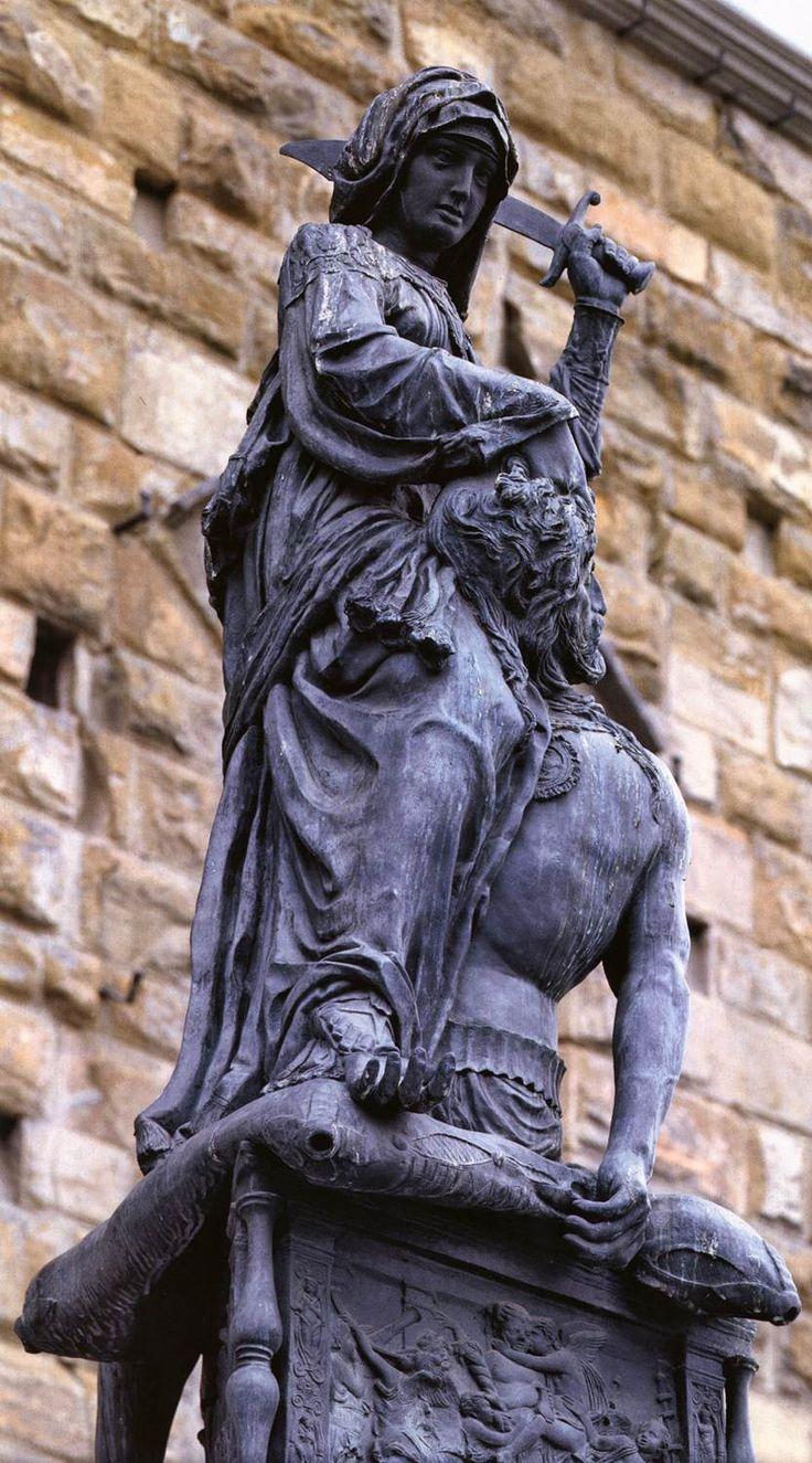 Donatello Judith Et Holopherne
