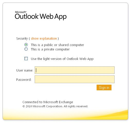 Secure Login | Access the Microsoft Outlook Email login here. Secure ...