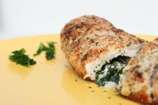 Butter-stuffed chicken kiev #paleo | Favorite Recipes | Pinterest