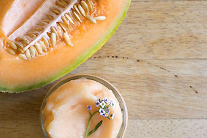 Tip Top Melon Sherbet | Recipe