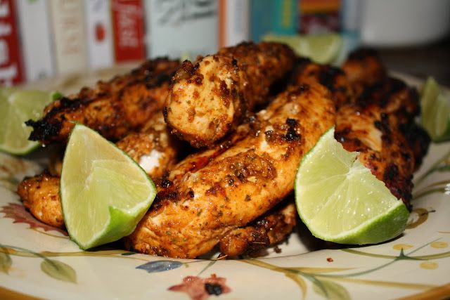 Grilled Tequila Lime Chicken | FOOD! | Pinterest