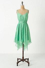Glimmered Piperita Dress