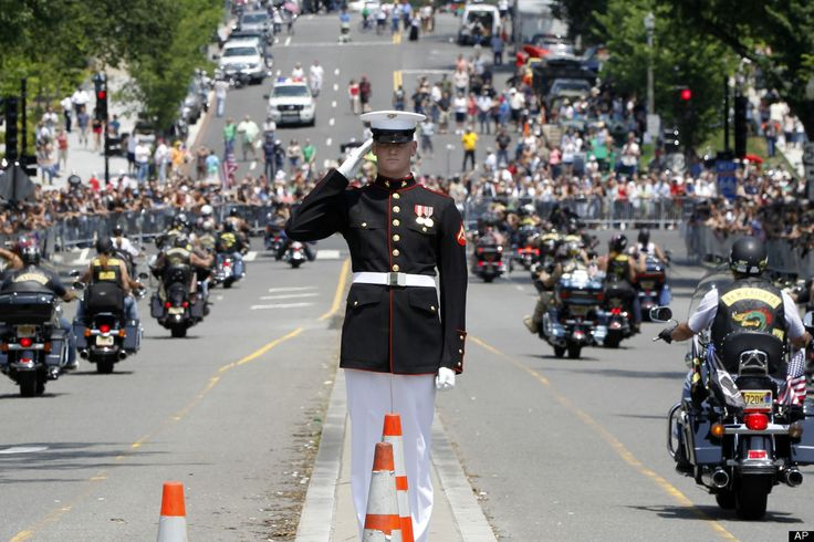 memorial day parade gettysburg 2015