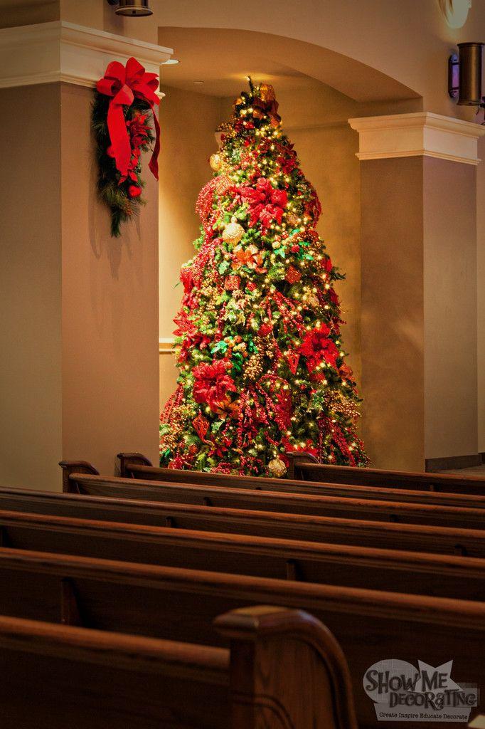 Christmas decorating ideas for church : Pin by jennifer sharrick on christmas