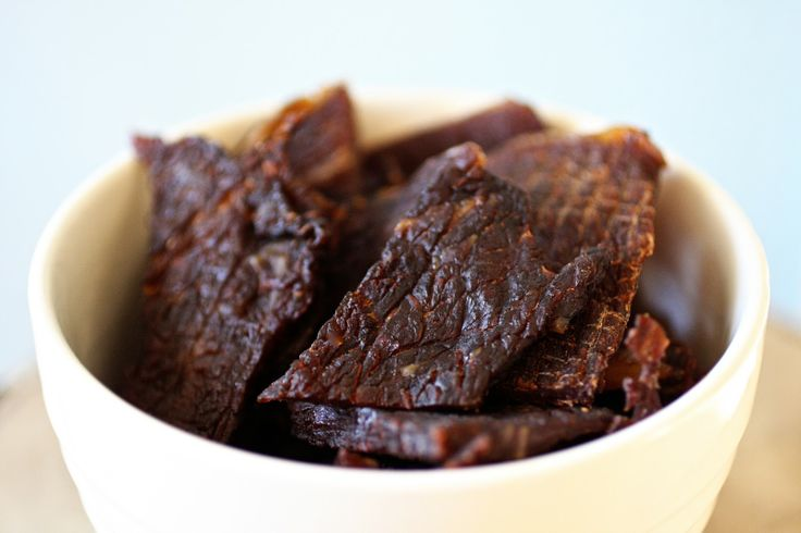 Homemade Beef Jerky | Favorite Recipes | Pinterest