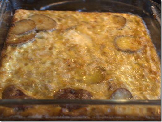 oven baked tortilla española | Recipes to Try | Pinterest