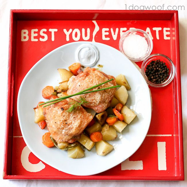 The Best and Easiest Roast Chicken Recipe Ever | Recipe
