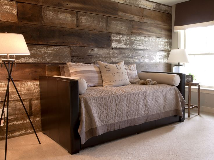 Barn Board Wall Ideas