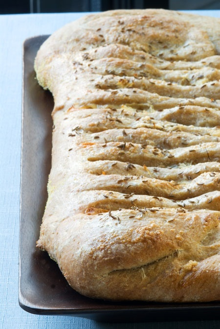 Very good! Rustic Reuben Bread | Tried and True! | Pinterest