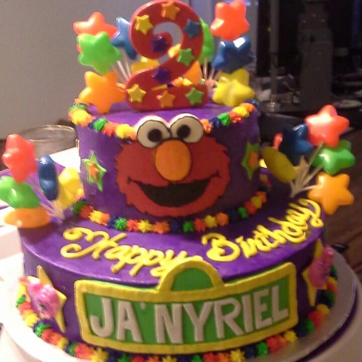 Elmo Birthday Cake Edible Image : Pin Sesame Street Elmo Face Birthday Edible Image Icing ...