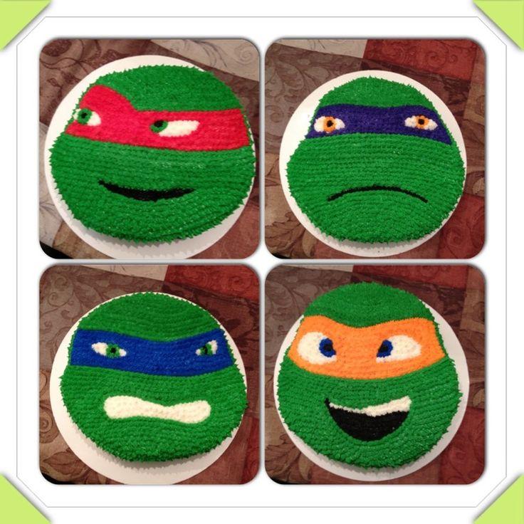 Donatello Tmnt Cake