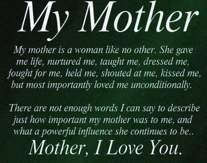 Rip Quotes For A Friends Mom : Rip mom love these sayings