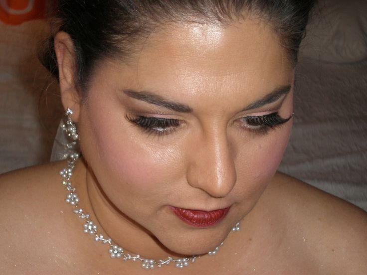Airbrush Makeup Outdoor Wedding : Wedding Airbrush Makeup Airbrushed Brides Pinterest