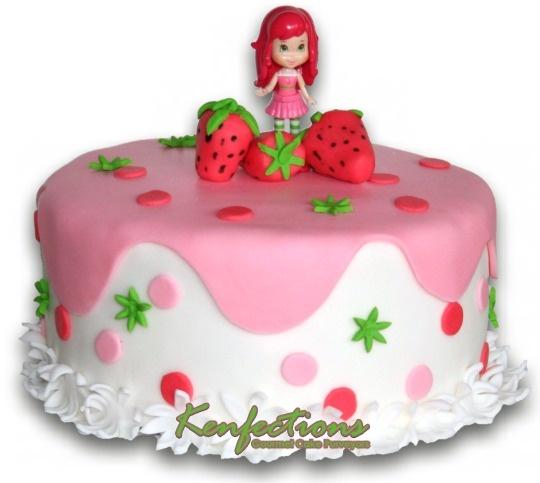 strawberry shortcake | cake ideas | Pinterest
