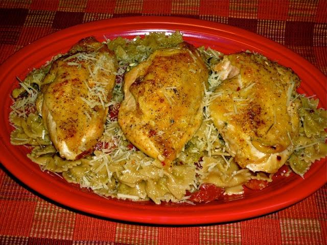 The Weekend Gourmet: Garlic-Herb Goat Cheese-Stuffed Chicken Breasts ...