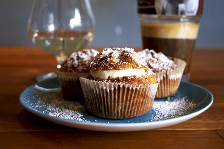 Irish coffee cupcakes | Love of Coffee for the Coffee Addicts | Pinte ...