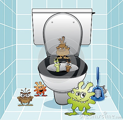 Bathroom Gremlins Art Expression Pinterest