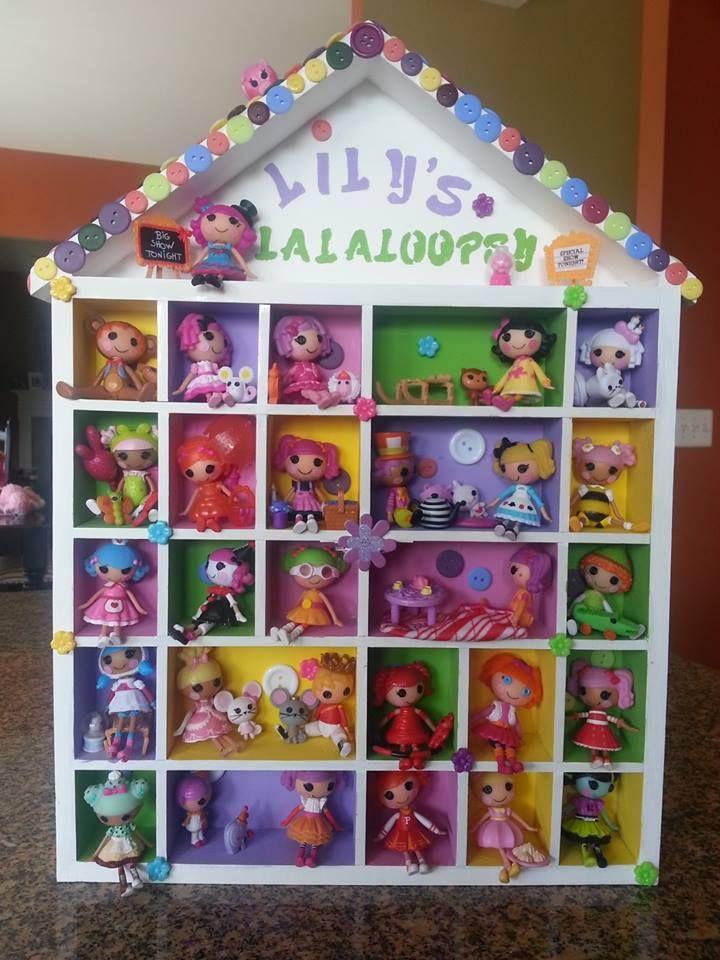 Lalaloopsy Mini Doll House Furniture