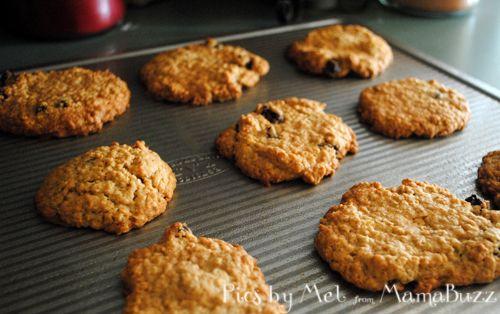 Grandma's oatmeal raisin cookie recipe | Christmas | Pinterest