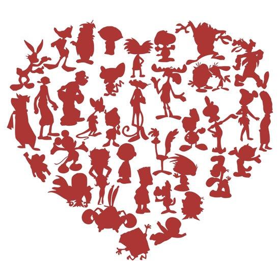 Love cartoons by adam de la mare redbubble
