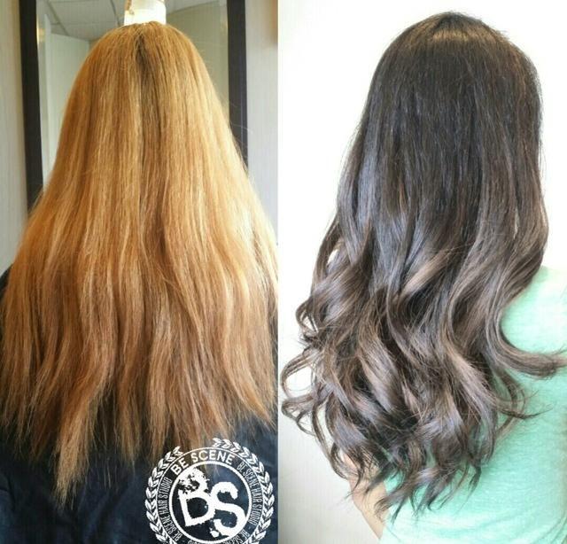 Mixing Wella Hair Color X Xp 2018