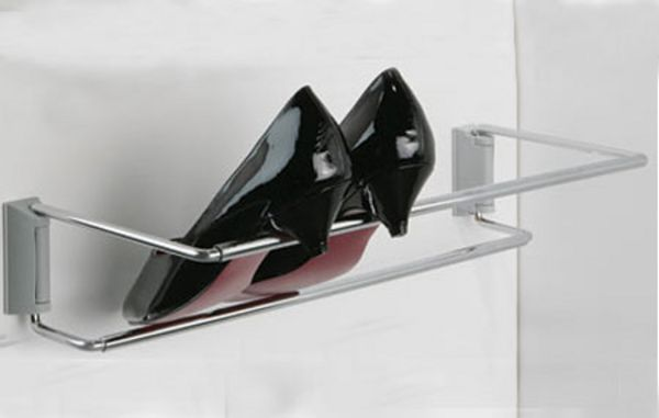 Shoe Rack Wall Mounted For The Home Pinterest