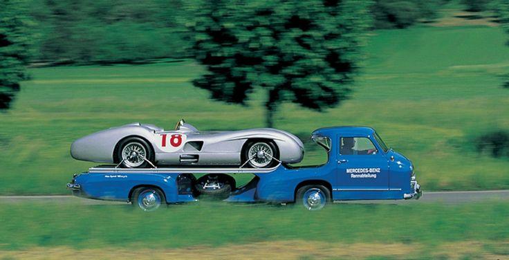 Via Rob OffermanCool Race Trucks