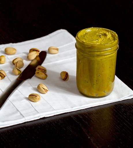 ... Bean Pistachio Butter Inspired by How Sweet It Is FROM Ari's Menu