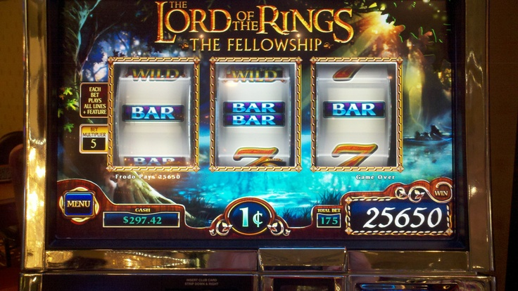 Borderlands slot machine tricks