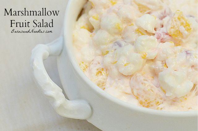 Ambrosia Salad Cool Whip Marshmallows Cool Whip Marshmallows