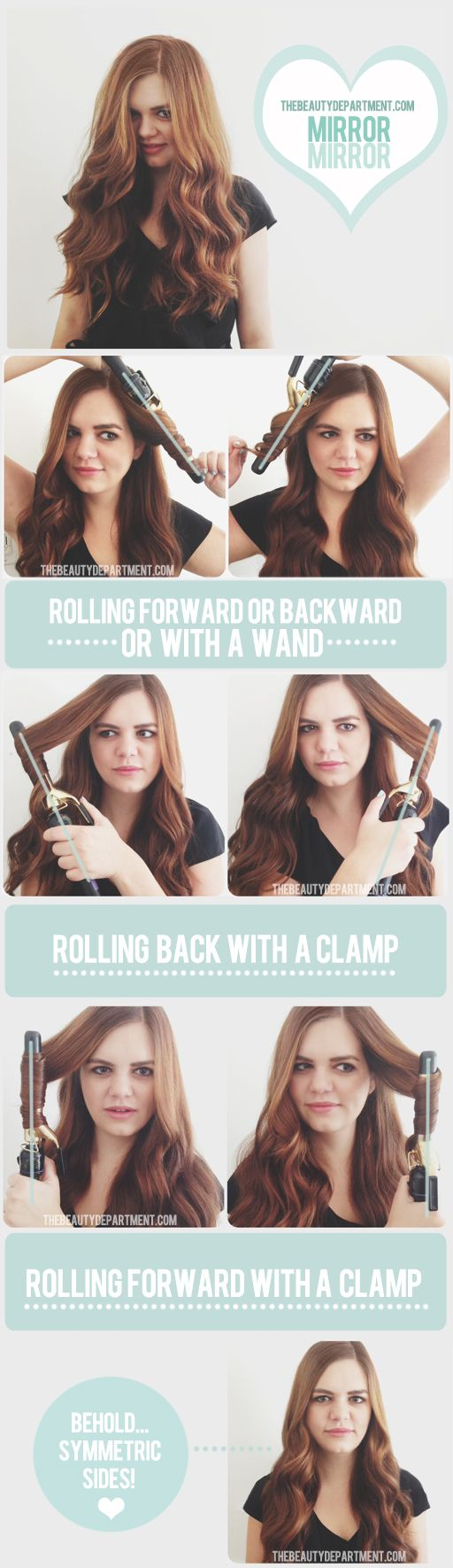 8 Simple Curling Tips To Make Curls Last Longer forecasting