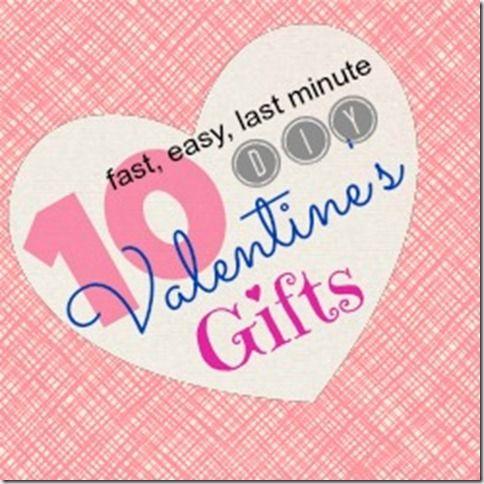 Last Minute DIY Valentine Gifts @serendipitynsp #valentinesday