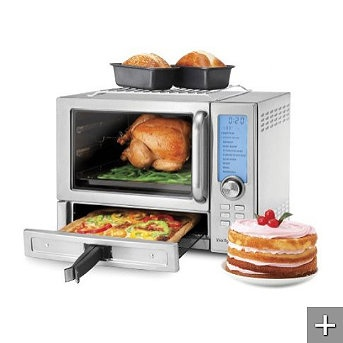 Wolfgang Puck Countertop Convection Oven : Wolfgang Puck Toaster Oven Broiler with Convection plus Rotisserie and ...