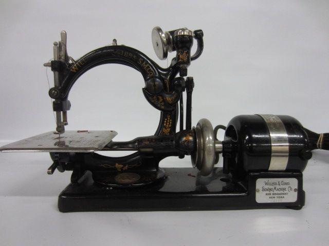 gibbs machine auction