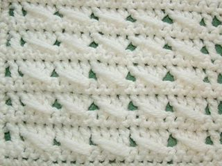 The Long Double Crochet Stitch Crochet (free misc. patterns) Pint ...