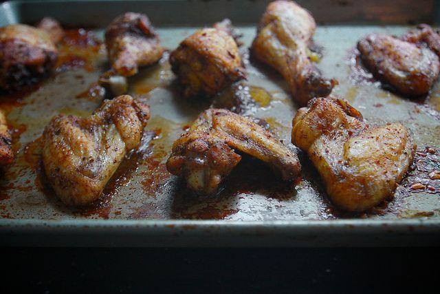 peppery chicken wings by shutterbean, via Flickr