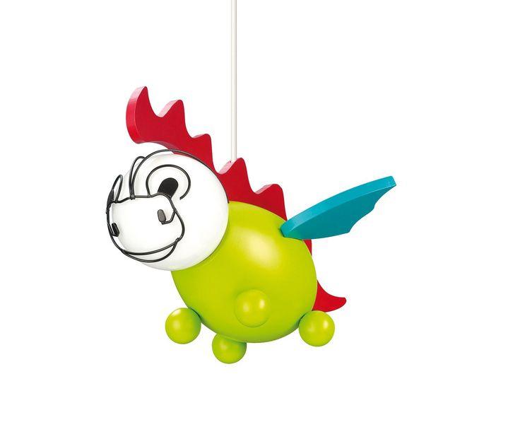 Kinderkamer Plafondlamp : Kinderkamer plafondlamp drakey help er zit ...
