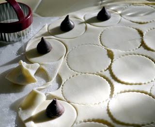 Salted caramel kiss pies | Desserts | Pinterest