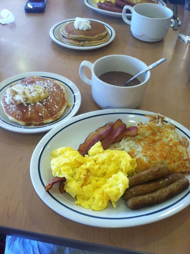The Ultimate Breakfast Pancake Recipes — Dishmaps