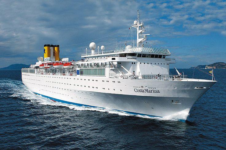 Costa Marina - Oceania Cruises | Cruzeiros | Pinterest