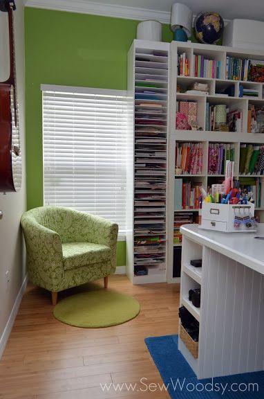 Craft room paint color organizing pinterest for Craft room paint colors