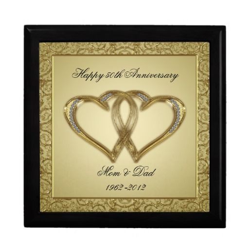 50th wedding anniversary gift box party ideas 50th. Black Bedroom Furniture Sets. Home Design Ideas