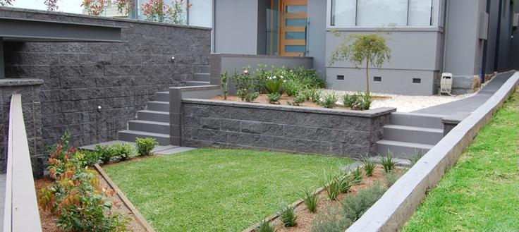 Tiered Backyard Decks : Tiered backyard  Deck & Patio  Pinterest
