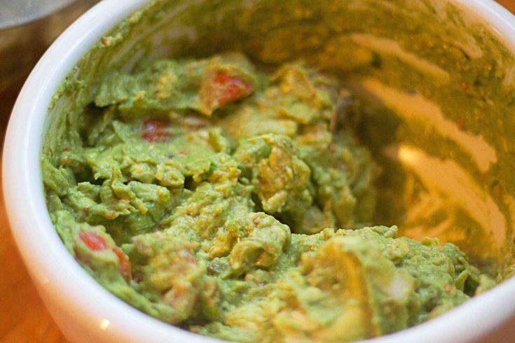 Perfect Guacamole   Finger Foods   Pinterest