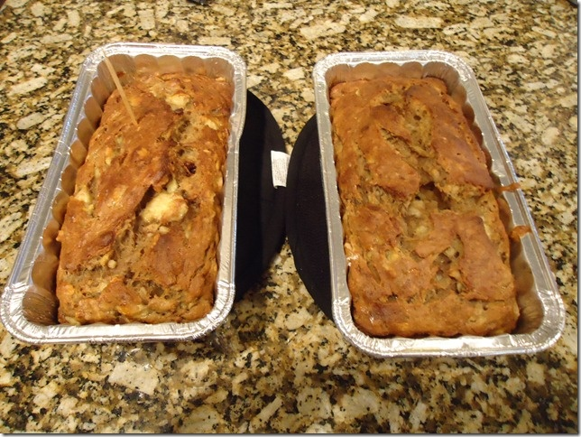 Low Fat Banana Nut Bread | YUMMY FOODS | Pinterest