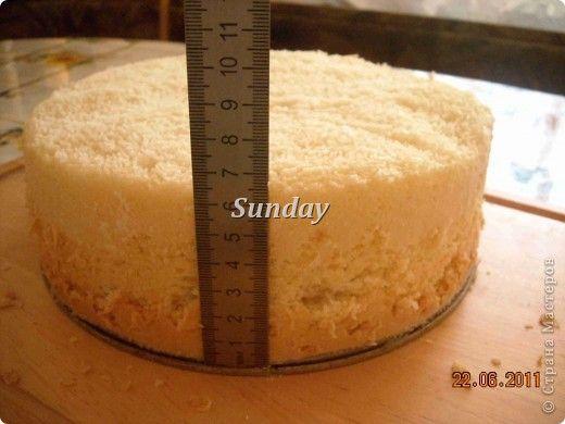 Бисквитный торт как сделать дома