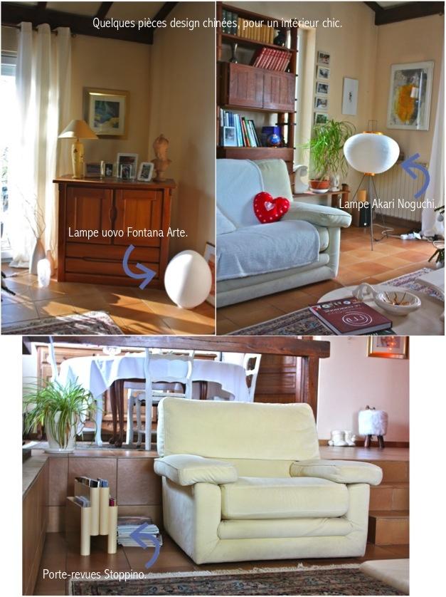 Décoration dintérieur salon scandinave  Salon - salle à manger ...