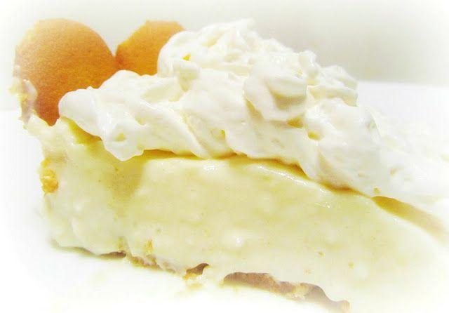 Lemon Ice Box Pie | Pie Recipes | Pinterest