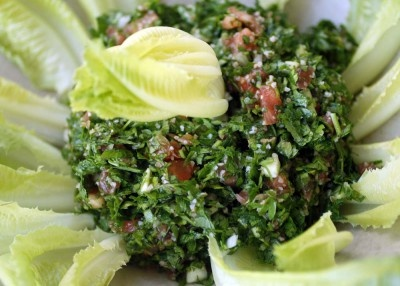 Tabbouleh, classic version | MIDDLE EASTERN CULTURE | Pinterest